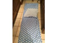 Blue Spotted Sleeping bag