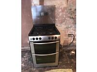 Hob grill and oven GAS - stand alone - belling brand - excellent condition fully working