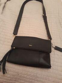 Leather Dickens & Jones Designer Shoulder Bag