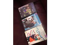 3 dvd bundle £5 or £2 each message me if interested