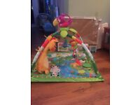 Fisher-Price Rainforest Music And Lights Baby Gym rrp £49.00