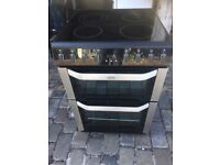 BELLING NEW MODEL STAINLESS STEEL ELECTRIC COOKER FOR SALE, EXCELLENT CONDITION