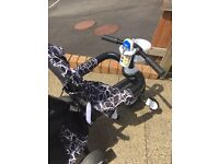 Smart Trike bike with handle ages 10 months to 3 years
