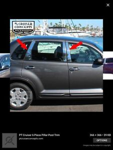 Pt cruiser post trim Oakville / Halton Region Toronto (GTA) image 2