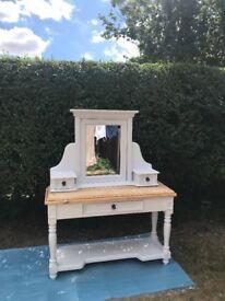 Solid Pine Dresser/Dressing table