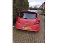 vauxhall corsa 1.2 petrol Special Edition