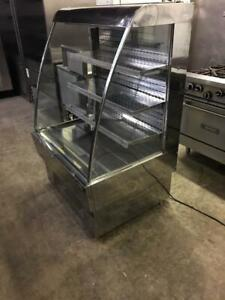 "39.5"" open grab and go merchandiser for only $1995 like new shipping anywhere in canada"