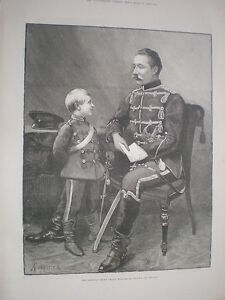 The-new-Crown-Prince-of-Germany-Wilhelm-II-1888-old-print