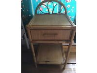 2 Bedside Tables with Drawers