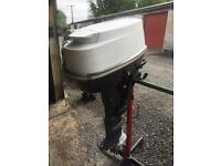 Johnston 36 Long shaft motor fully serviced