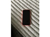 Apple IPhone 5c in Pink for sale in really good condition from a pet and smoke free home.