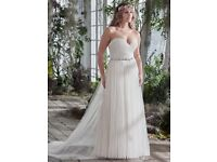 Maggie Sottero Patience Wedding Dress, Size 20