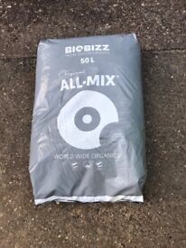 Biobizz 50L all mix substrate