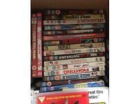 JOBLOT DVDS £20 ONO