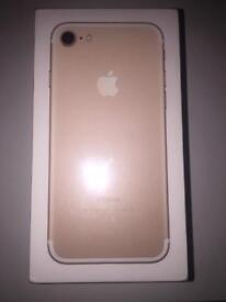 Brand new iPhone 7 32gb gold (Vodafone)
