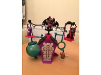 Monster High freaky pets playset