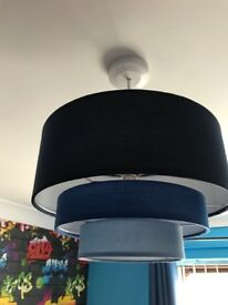 3 Tier Light Shade