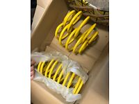 40mm Corsa C lowering springs- brand new