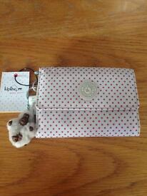 Kipling ladies purse wallet style