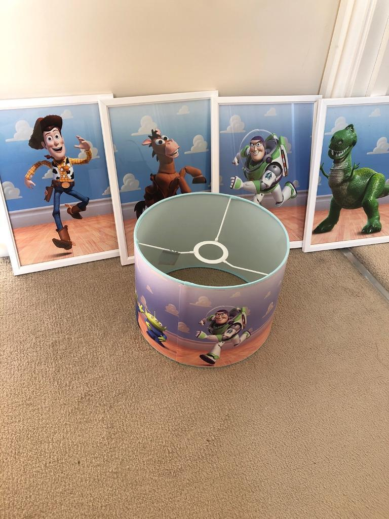 Toy Story Bedroom Accessories