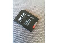 SanDisk Micro SD Memory Card - 32GB