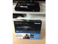 Panasonic UHD UB400 Blu Ray Player