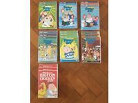 Family Guy Seasons 1-7 DVDs