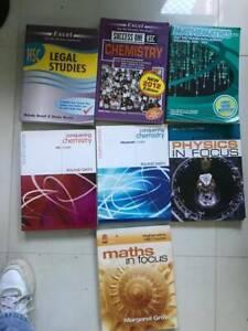 HSC High School Textbooks