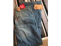 Ladies Levi's brand new with tags on. Size w30/L32