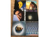 12 x Jean Michelle Jarre Vinyl Records