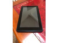 Kindle Fire never used