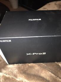 Fujifilm Fuji X-Pro 2 Mirrorless Digital Camera Body Only Black
