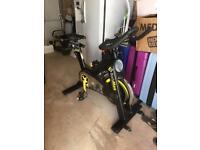 Body max exercise bike