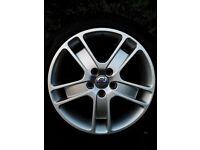Volvo V50 / 17 Inch / 5 Stud Alloy Wheel