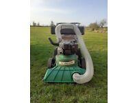 Nearly New Billy Goat KV601SP Garden Vacuum - Self Propelled Petrol