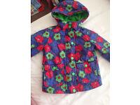 M&S Girls Spring jacket 3-4 yrs old