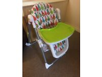 Mamas & Papas Unisex Highchair for sale.