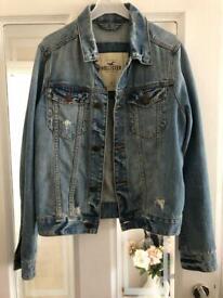 Denim jacket - oversized