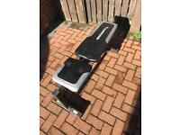 Maxi muscle weights bench