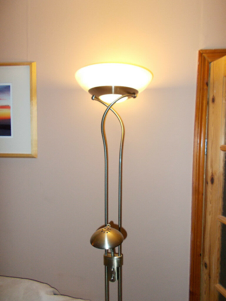 Father & child lamp