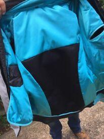 Frank Thomas motorcycle jacket - ladies