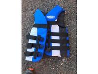Waterski vest life vest