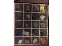 rocks and gems for sale worth £230+ ono (2 sets left) Collectable each rock was £5.99 each weekly
