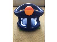 Baby swivel bath seat - £5 - Originally bought for £12
