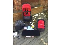 Bugaboo Cameleon 2 Travel System: Pram & Buggy + Many Extras all in FAB Condition