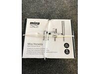 Mira Honesty Bath Shower Mixer Tap, Chrome - New, Sealed.