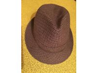 French men's vintage hat