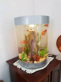 Bio orb reef 1 tube fish tank