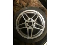 Type 3 ac Schnitzer wheels