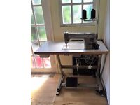 "Singer 191 lockstitch Sewing Machine with Reverse ""FANTASTIC"" Condition"
